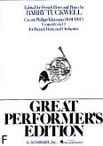 Okładka: Telemann Georg Philipp, Koncert D-dur na róg i orkiestrę