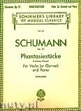 Ok�adka: Schumann Robert, Phantasiest�cke