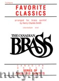 Ok�adka: Smith Henry Charles, Canadian Brass Book Of Favorite Classics