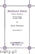 Okładka: Berger Jean, Brazilian Psalm