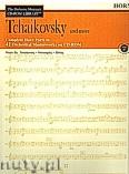 Okładka: Czajkowski Piotr, Głosy orkiestrowe Róg I, Róg II, Róg III, Róg IV. Tchaikovsky And More