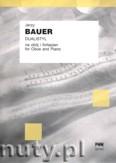 Okładka: Bauer Jerzy, Dualistyl na obój i fortepian
