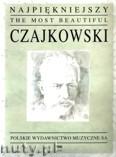 Okładka: Czajkowski Piotr, Najpiękniejszy Czajkowski na skrzypce i fortepian