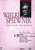 Okładka: Osiecka Agnieszka, Wielki śpiewnik Agnieszki Osieckiej z. 2, STS i nie tylko