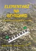 Okładka: Różni, Elementarz na keyboard