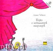 Okładka: Wiśnios Joanna, Bajka o instrumentach muzycznych