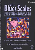 Okładka: Greenblatt Dan, The Blues Scales