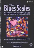 Ok�adka: Greenblatt Dan, The Blues Scales