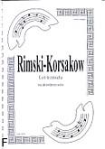 Ok�adka: Rimski-Korsakow Miko�aj, Lot trzmiela na akordeon