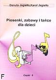 Okładka: Jagiełło Danuta, Jagiełło Karol, Piosenki, zabawy i tańce z. 5