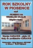 Okładka: Szałko Zbigniew, Rok szkolny w piosence czyli piosenki na wszelkie okazje + CD