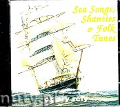 Ok�adka: Cztery Refy, Folk Tunes, Sea Songs & Shanties CD