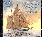 Okładka: Cztery Refy, Sea Songs, Shanties & FolkTunes CD