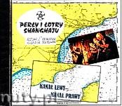 Okładka: Perły i Łotry, Kanał lewy - kanał prawy CD