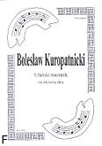 Ok�adka: Kuropatnicki Boles�aw, U�a�ski mazurek (partytura + g�osy)