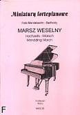 Okładka: Mendelssohn-Bartholdy Feliks, Marsz weselny