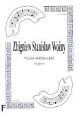 Okładka: Woźny Zbigniew Stanisław, Pejzaż andaluzyjski na gitarę