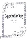 Okładka: Woźny Zbigniew Stanisław, Walc g-moll na gitarę