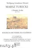 Ok�adka: Mozart Wolfgang Amadeusz, Marsz turecki z Sonaty A-dur