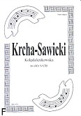 Okładka: Krcha Bartłomiej, Kolęda krakowska na chór