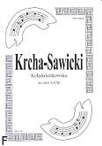 Ok�adka: Krcha Bart�omiej, Kol�da krakowska na ch�r
