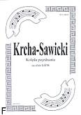 Okładka: Krcha Bartłomiej, Sawicki Wojciech, Kolęda pojednania (partytura)