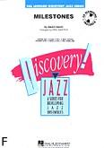 Ok�adka: Davis Miles, Milestones (score + parts)