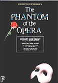 Okładka: Lloyd Webber Andrew, The Phantom Of The Opera (score + parts)