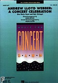 Okładka: Lloyd Webber Andrew, A Concert Celebration (score + parts)