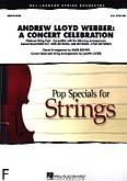 Ok�adka: Lloyd Webber Andrew, A Concert Celebration (score + parts)