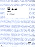 Ok�adka: Zieli�ski Maciej, Oratio na organy solo