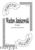 Ok�adka: Janiszewski Wac�aw, Kol�dy na kwintet d�ty blaszany (partytura + g�osy marszowe)