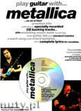 Ok�adka: Metallica, Play Guitar With... Metallica