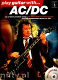 Okładka: AC/DC, Play Guitar With... AC/DC