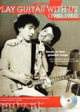 Okładka: U2, Play Guitar With... U2: 1980 - 1983