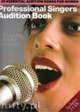 Ok�adka: , Professional Singers Audition Book