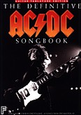 Okładka: AC/DC, The Definitive AC/DC Songbook