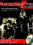 Okładka: U2, Play Guitar With... U2: 1992 - 2000