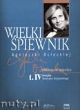 Ok�adka: Osiecka Agnieszka, Wielki �piewnik Agnieszki Osieckiej z. 4