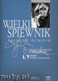 Ok�adka: Osiecka Agnieszka, Krajewski Seweryn, Wielki �piewnik Agnieszki Osieckiej z. 5
