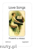 Okładka: Różni, Love Songs for Keyboard