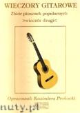 Okładka: Prokocki Kazimierz, Wieczory gitarowe - wieczór gitarowy drugi
