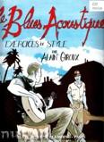 Okładka: , Giroux A.;Le Blues Acoustique - nuty