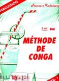 Okładka: , Kokelaere;Methode de Congas Vol.1 nuty