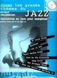 Ok�adka: , Pellegrino;Joues Grands Jazz Sax.2 nuty