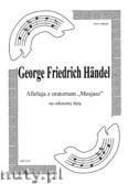 Ok�adka: H�ndel George Friedrich, Alleluja z oratorium