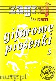 Okładka: , Gitarowe piosenki cz. 3