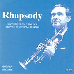 Okładka: Dokshitser Timofei, Rhapsody. Trumpet