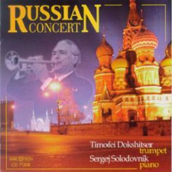 Okładka: Dokshitser Timofei, Russian Concert. Trumpet