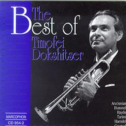 Okładka: , The Best Of Timofei Dokshitser. Trumpet